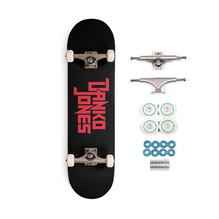Danko Jones Complete Skate