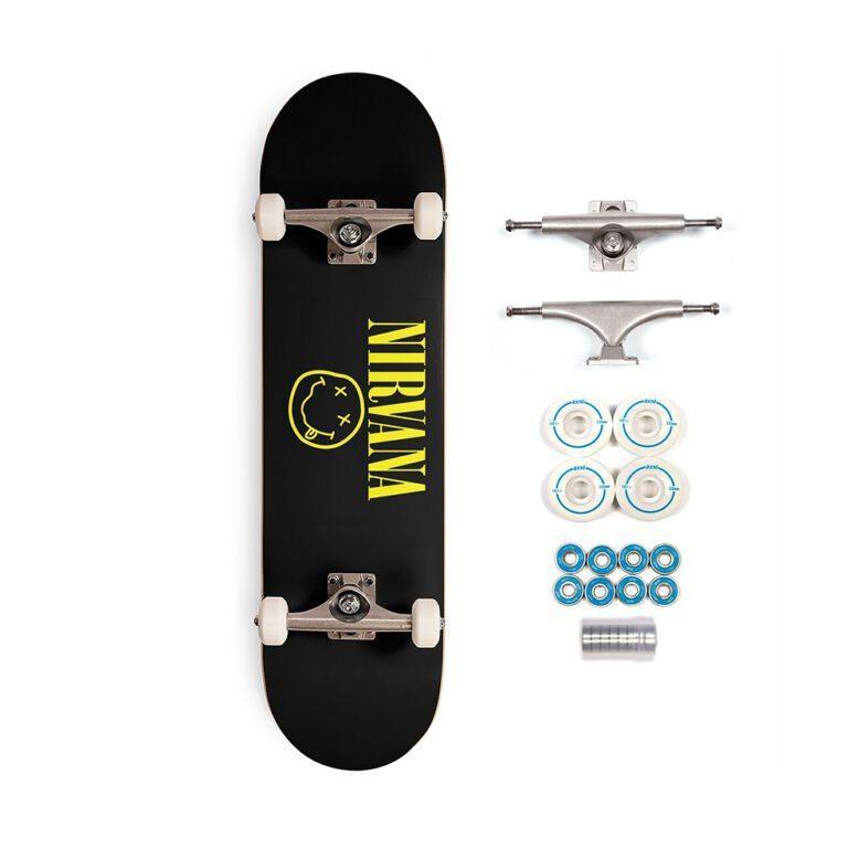 Nirvana Complete Skate