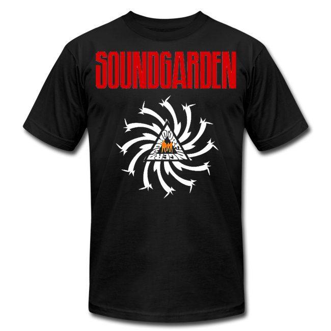 Soundgarden Bella Black